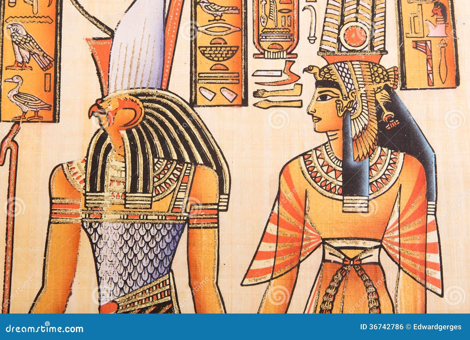 ägyptischer gott horus