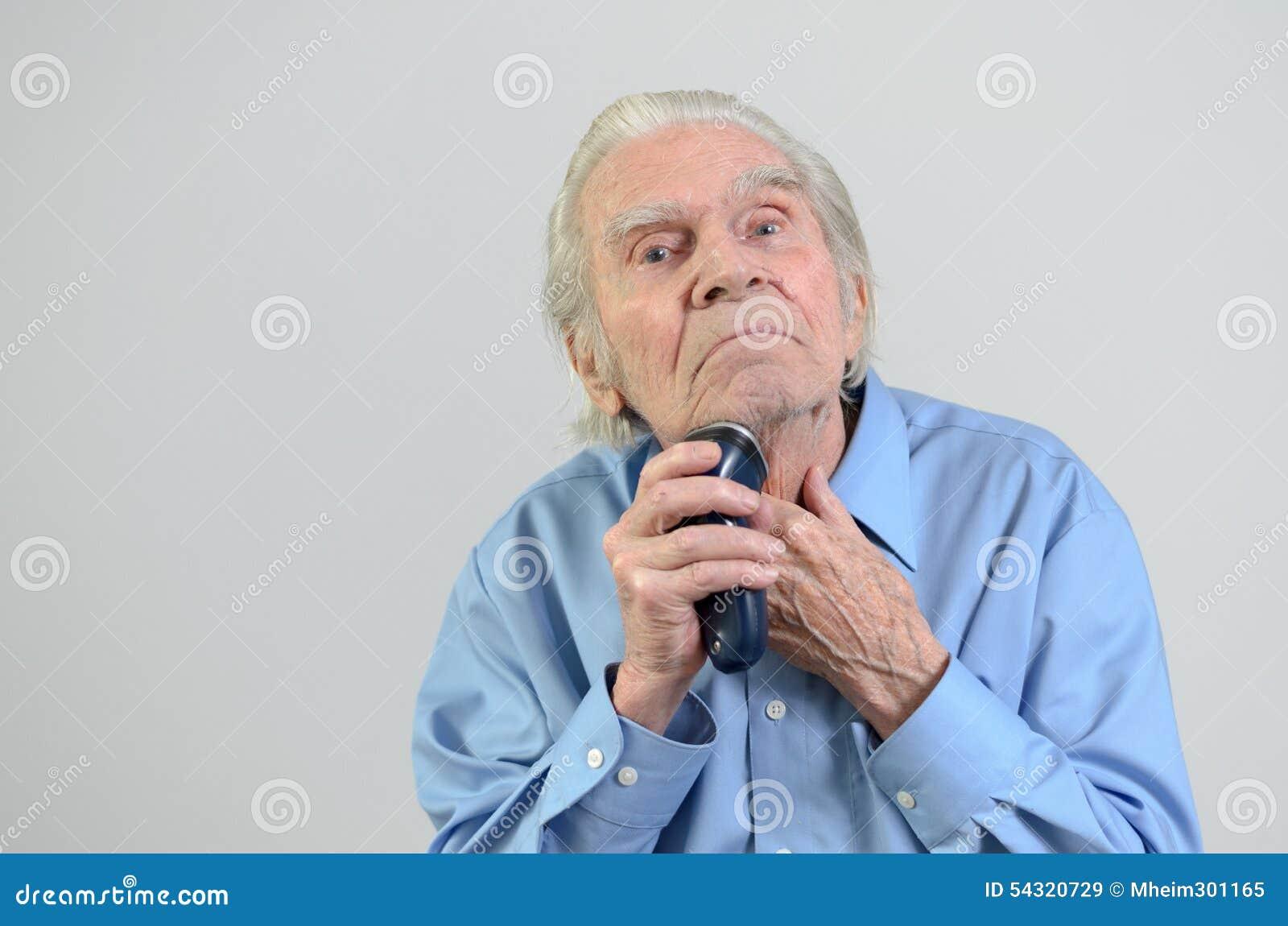 Relation Med Äldre Man