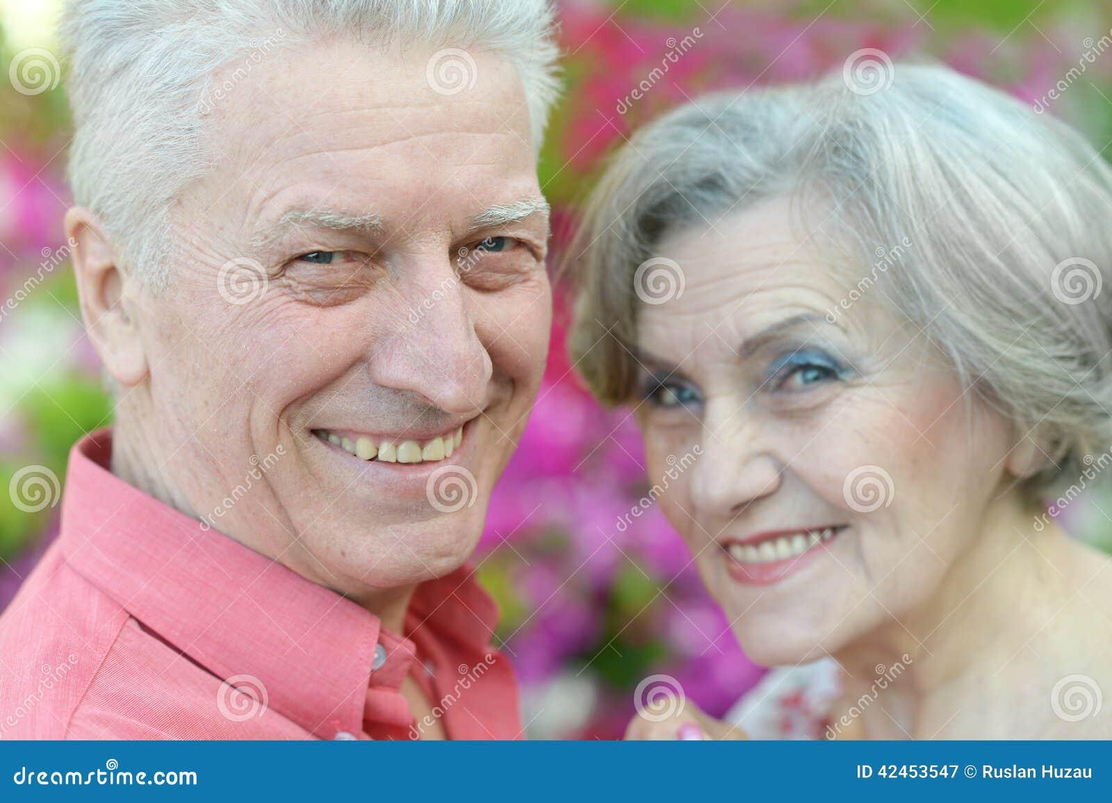 Ältere Paarstellung