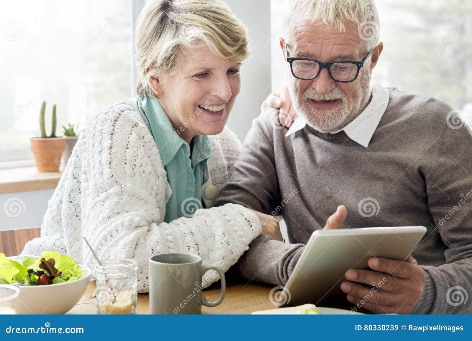 Unter älteren Erwachsenen