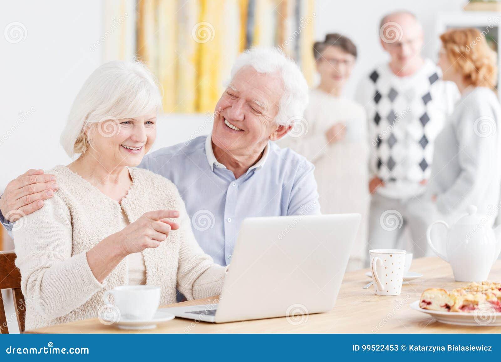 Älteres Lebensversicherungskonzept