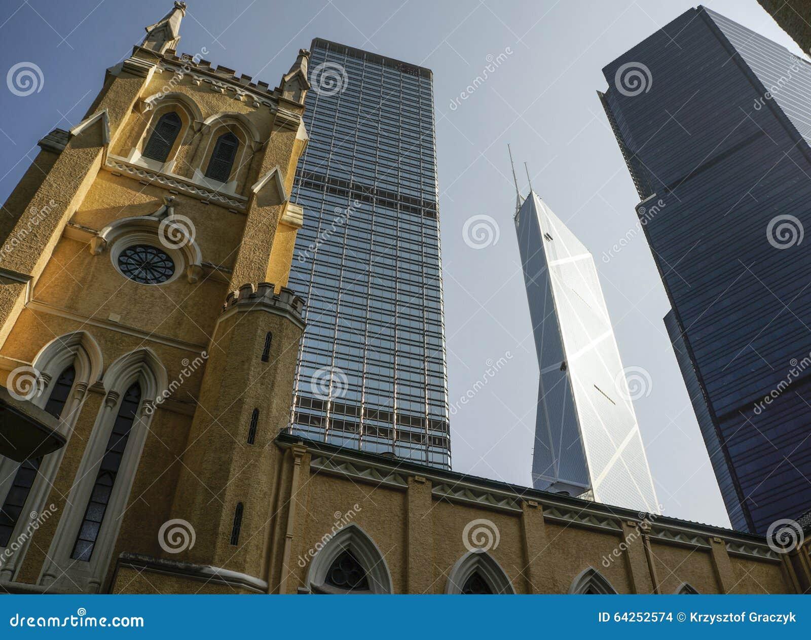 Älteste Kirche Hong Kongs