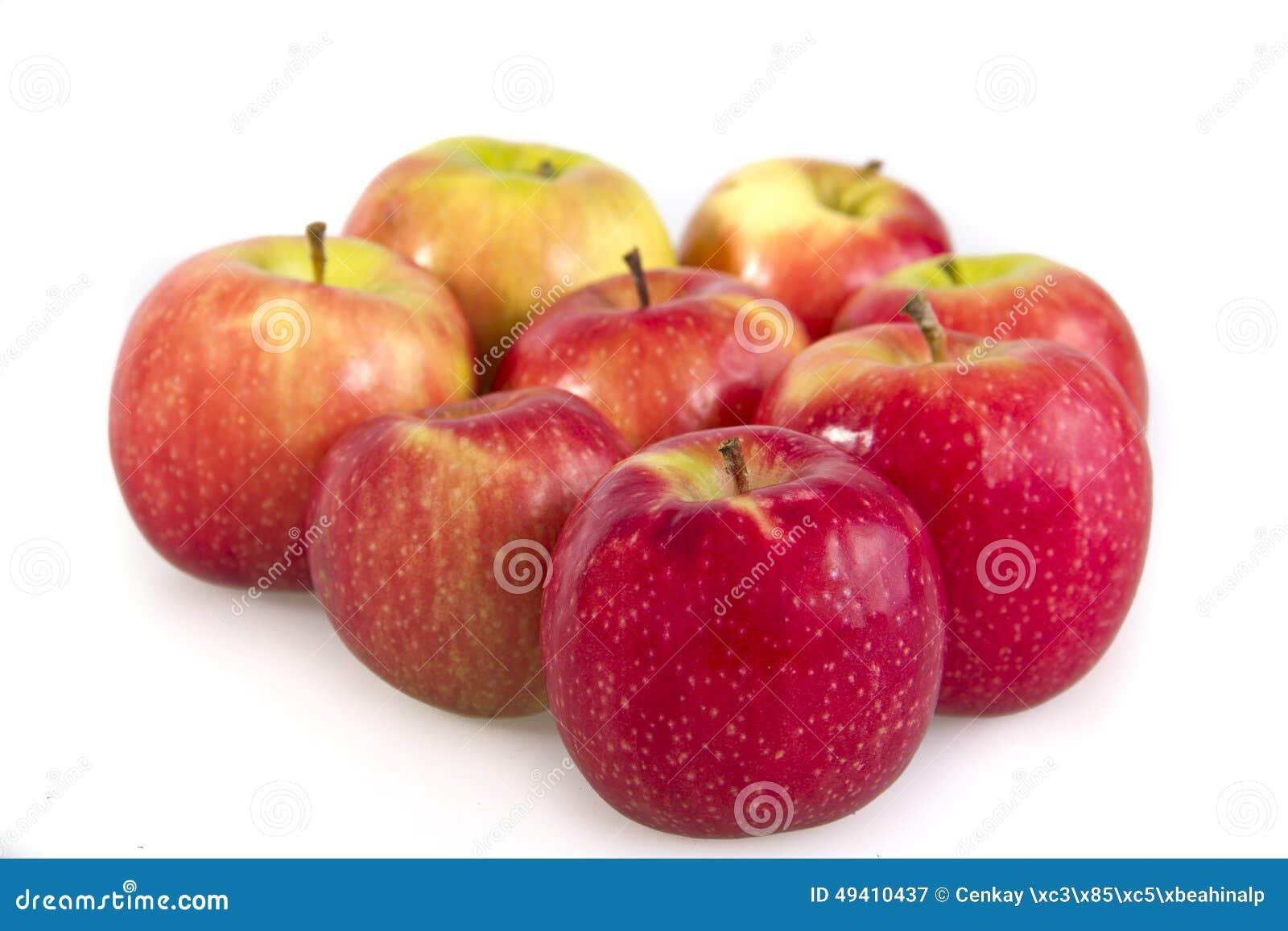 Download Äpfel stockbild. Bild von nave, apfel, äpfel, farbe, niemand - 49410437