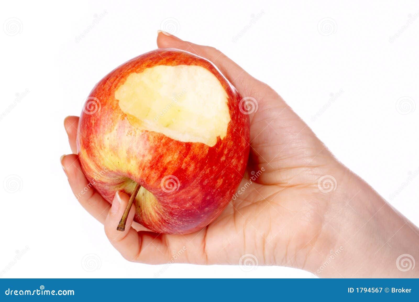 äpple biten handred