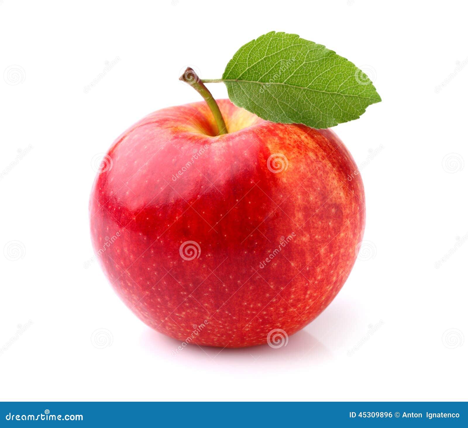 äpple ett
