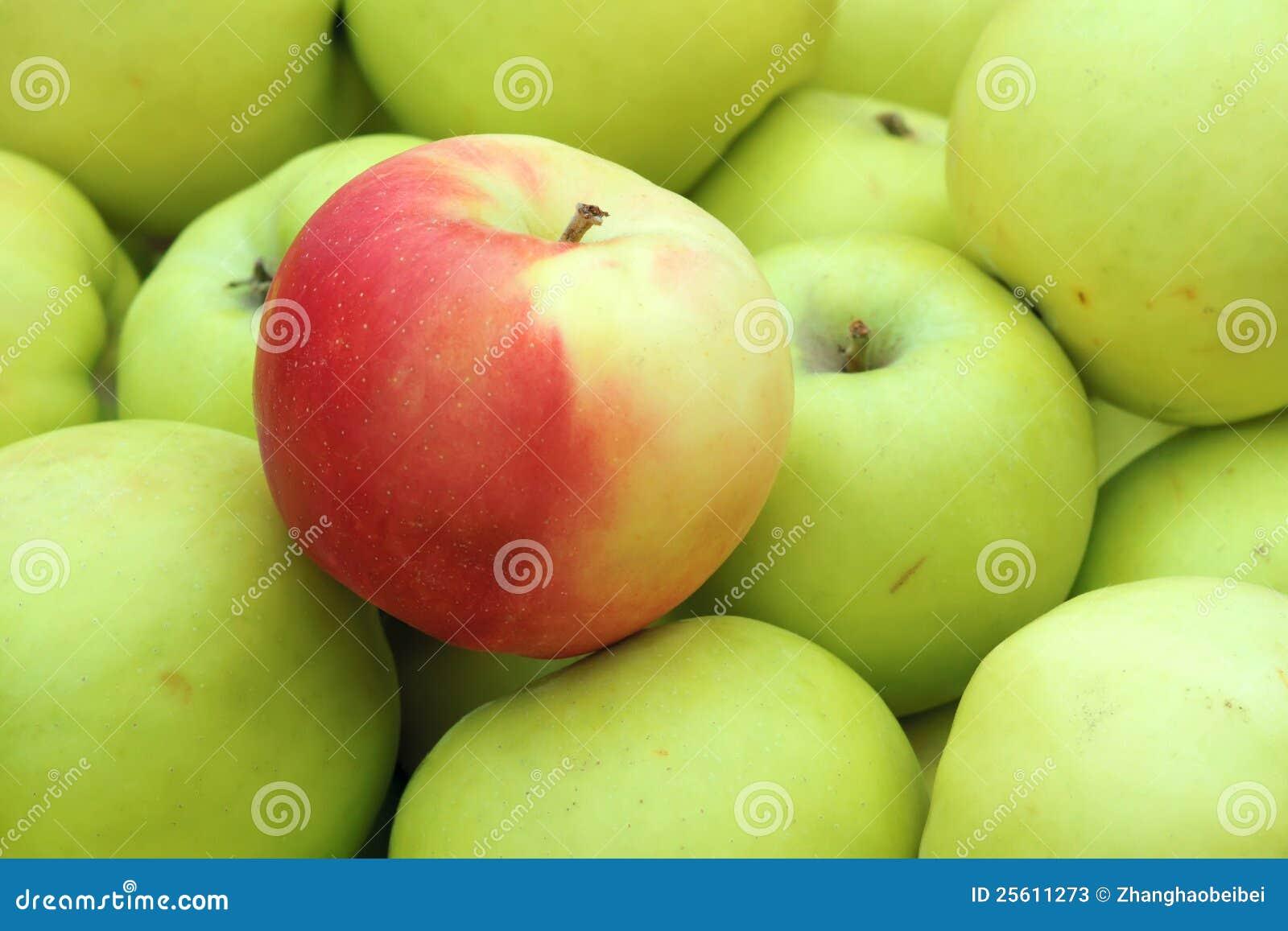 äpple - green