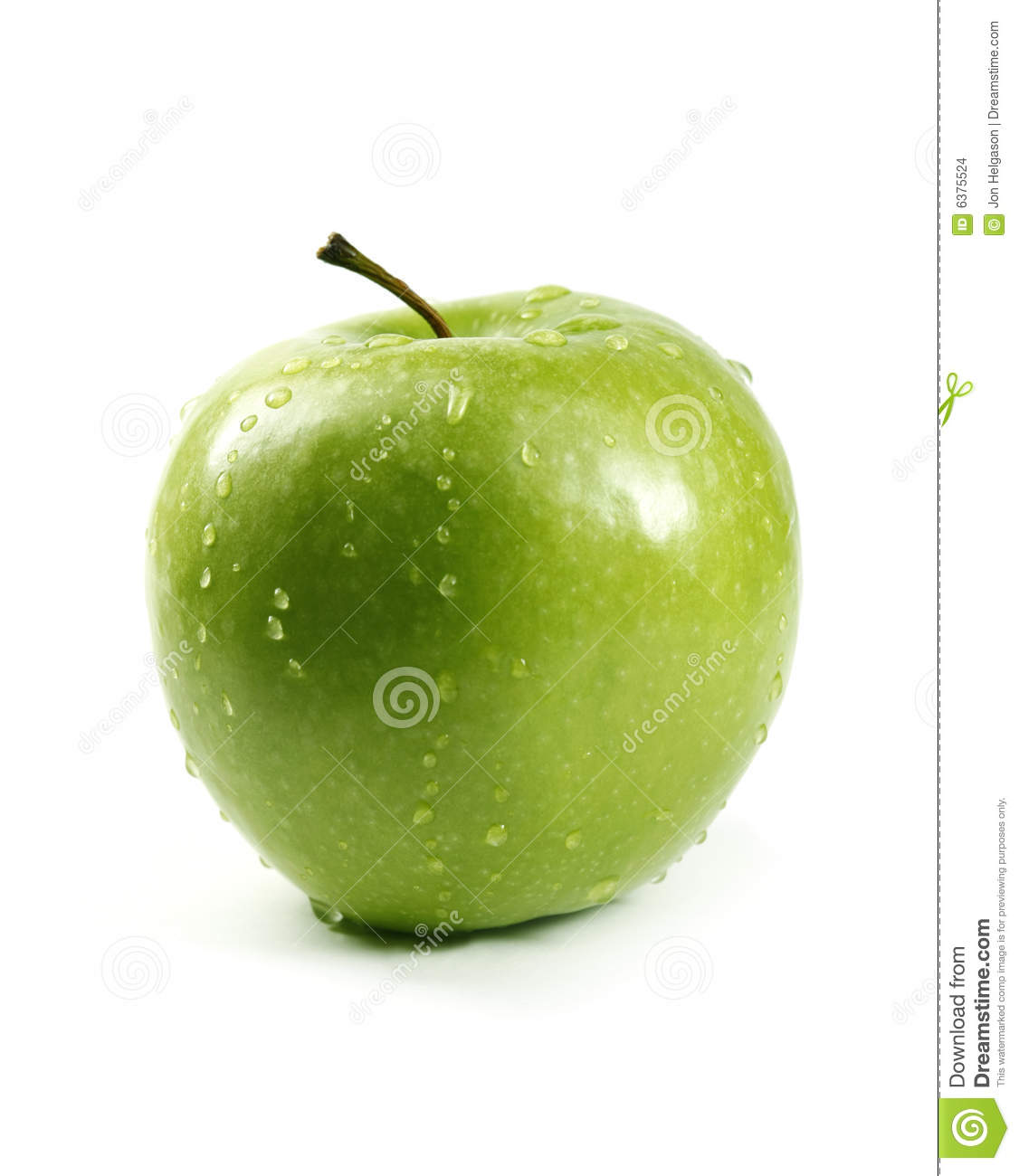 äpple - green