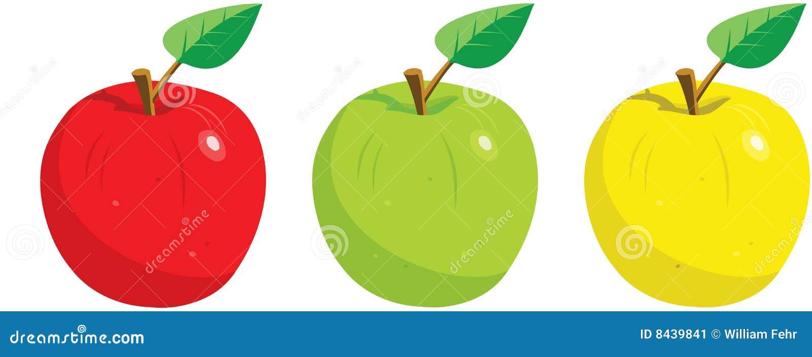 äppleleaf tre