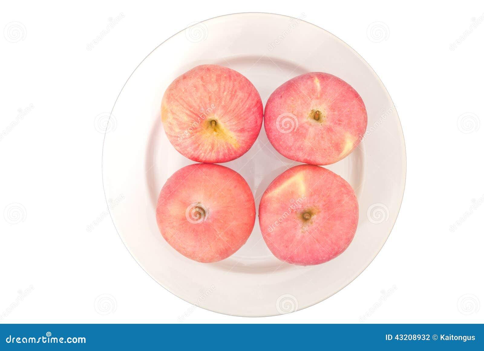 Download Äpplen arkivfoto. Bild av hälsa, objekt, isolerat, skörd - 43208932