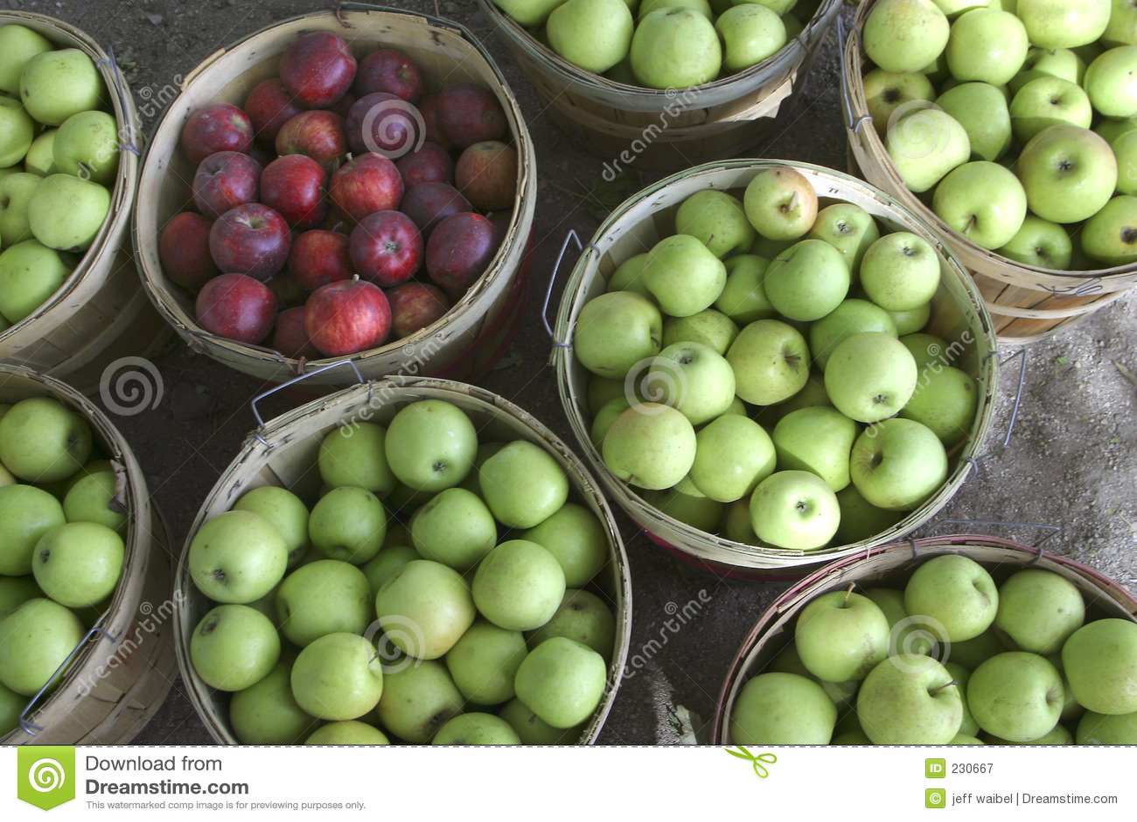 äpplen galore
