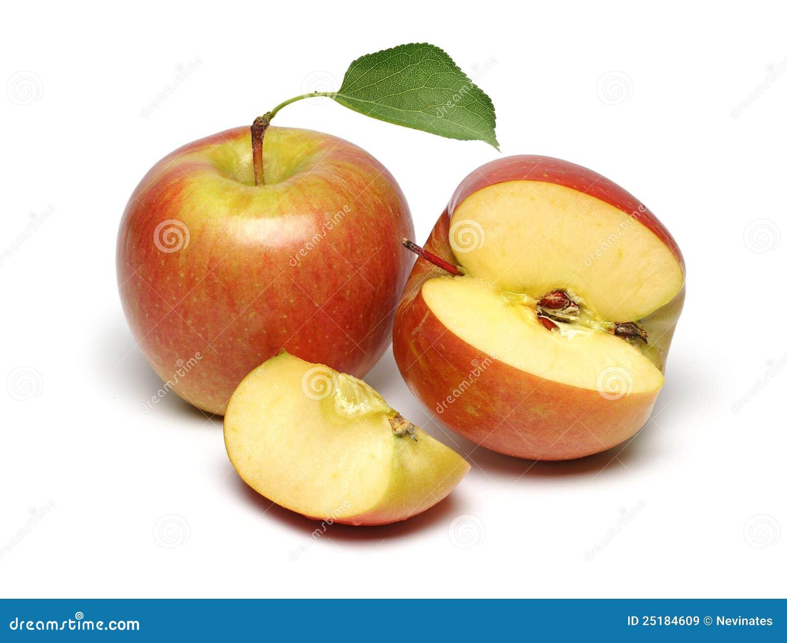 äpplen nya två