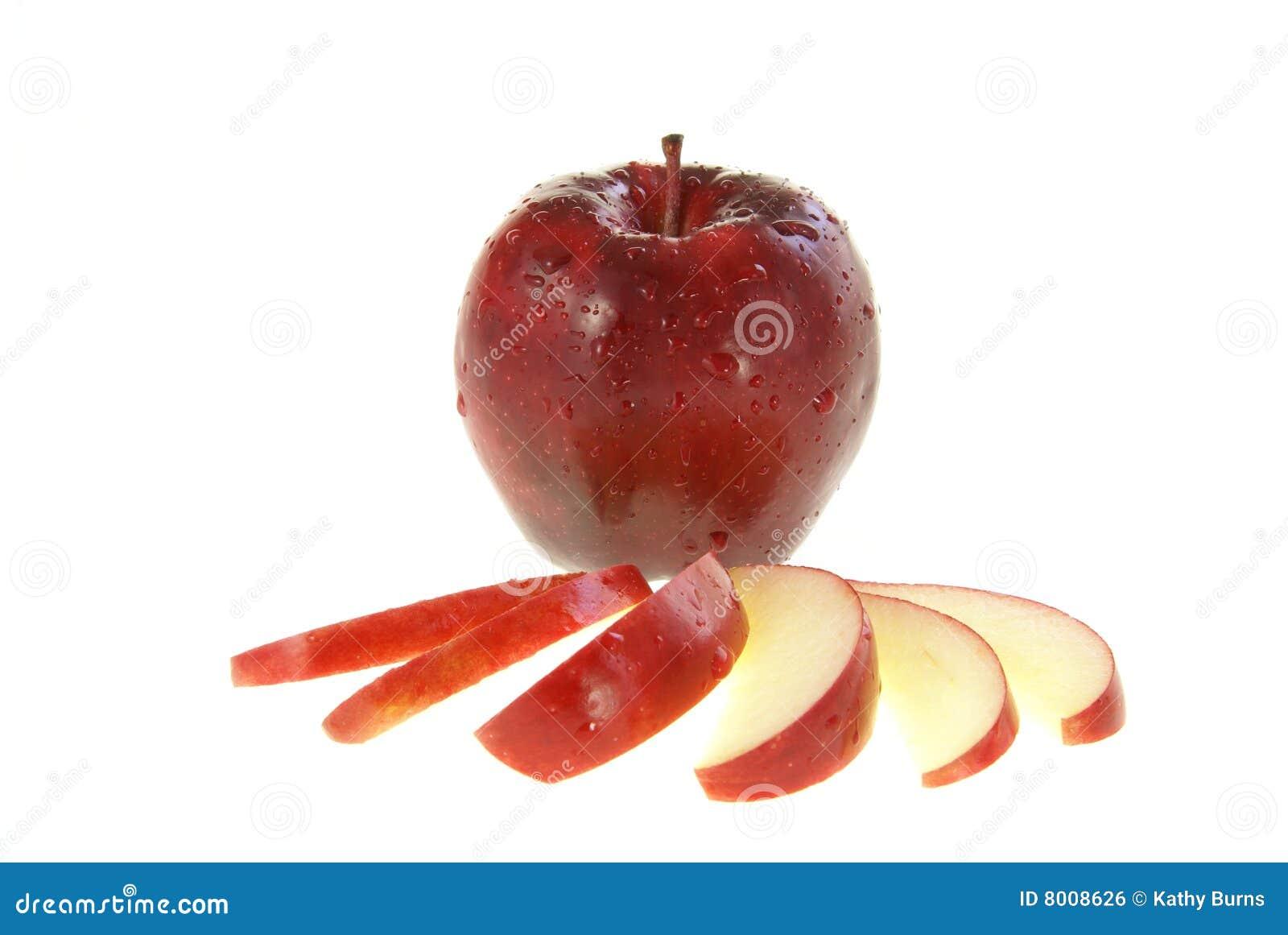 äppleskivor