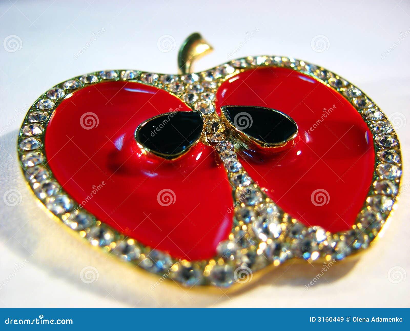 äpplesmycken