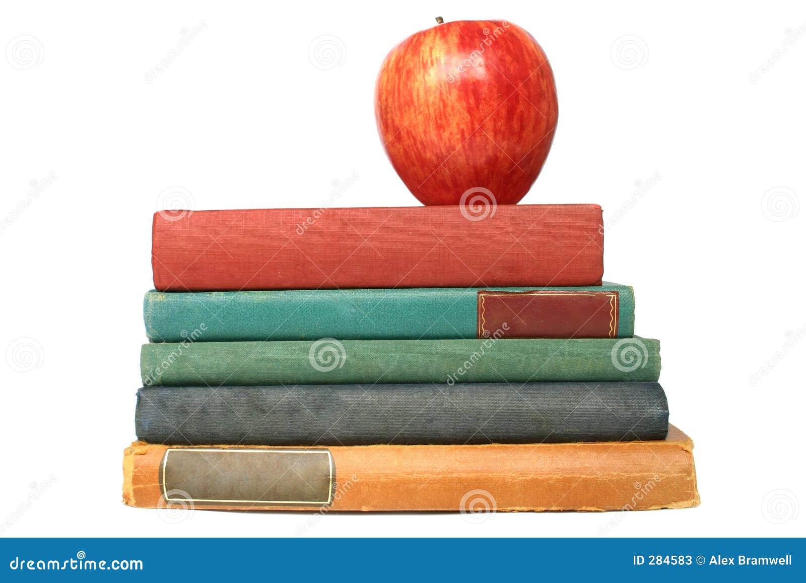 äpplet books gammalt