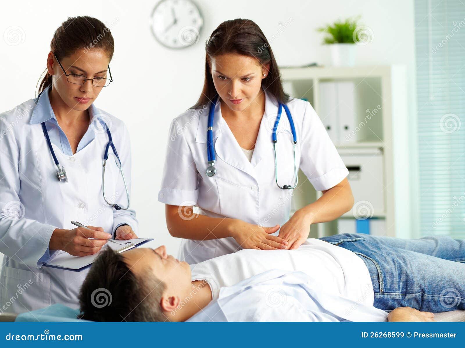 Ärztliche Behandlung