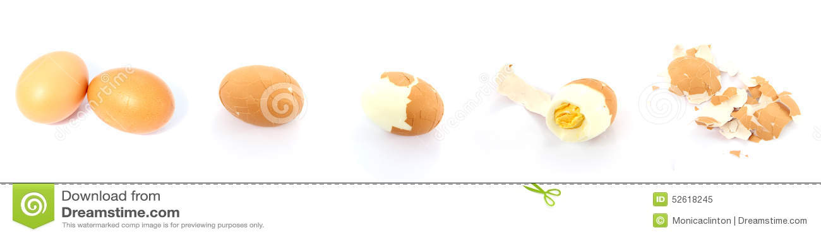 Äta ett ägg