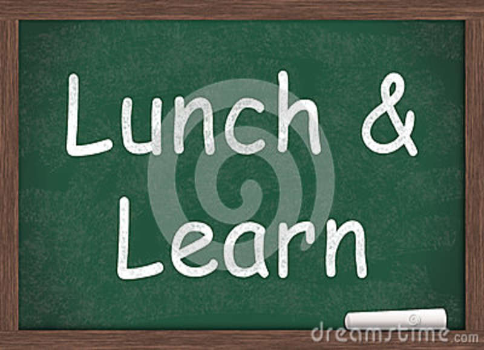 Äta lunch och lär
