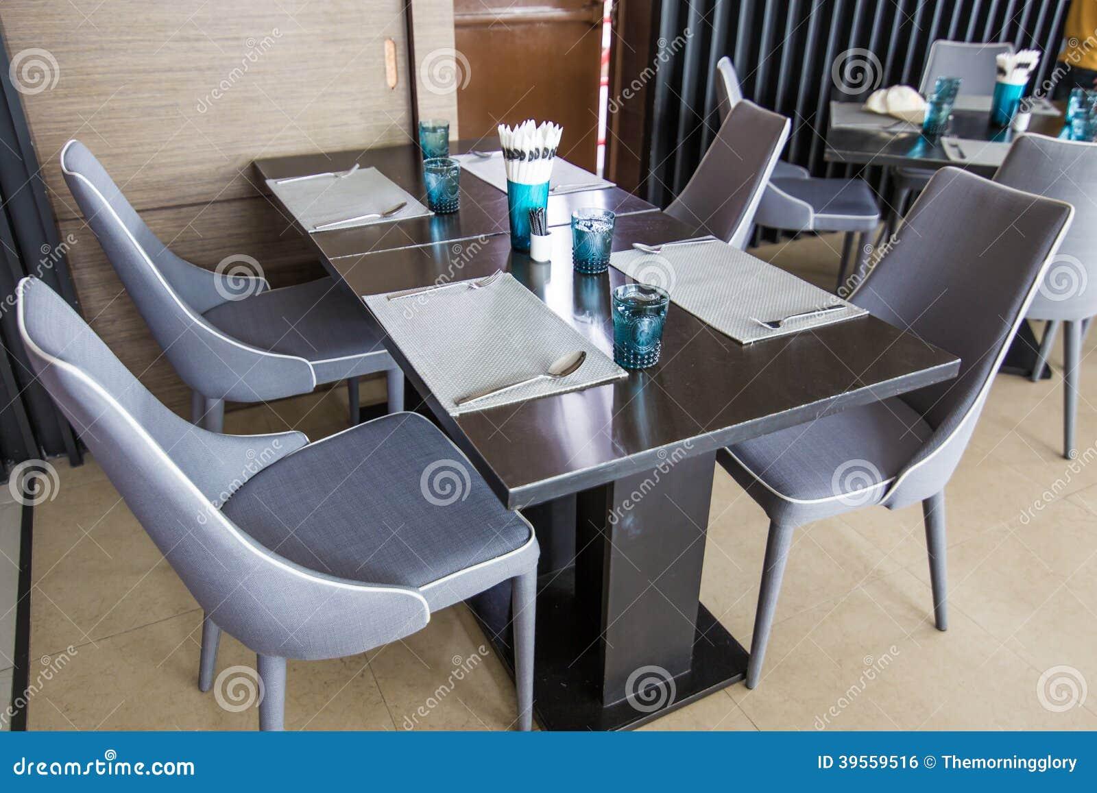äta middag modern tabell