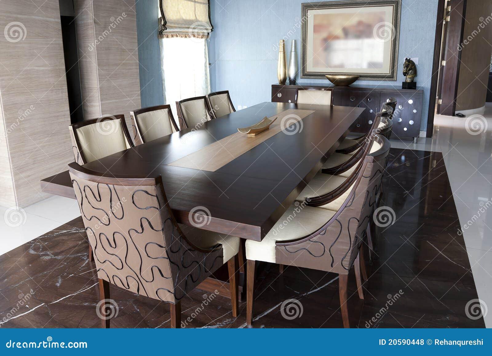 äta middag tabell