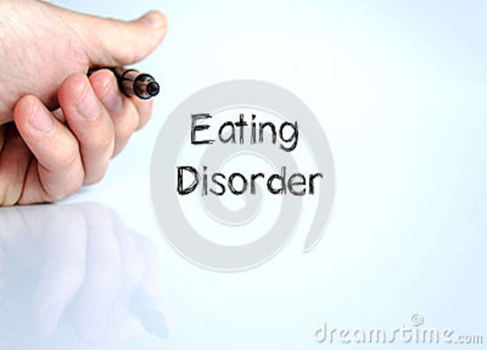 Äta oordningtextbegrepp