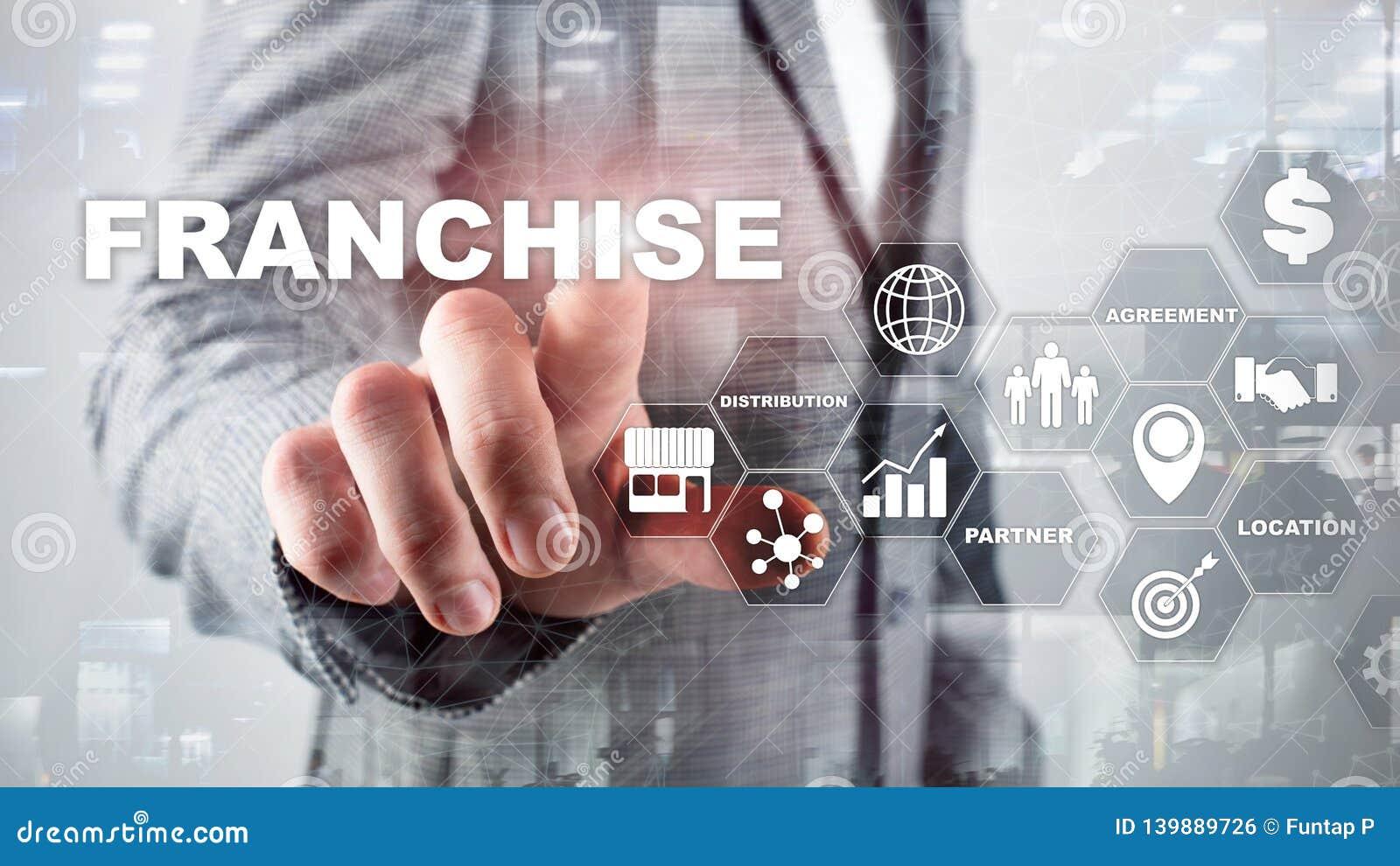 在虚屏上的特权概念 销售的烙记的零售和企业工作使命概念