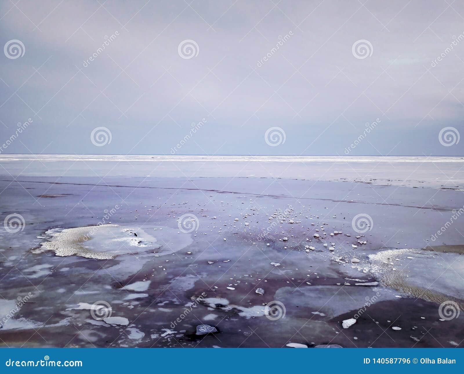 冻河在乌克兰
