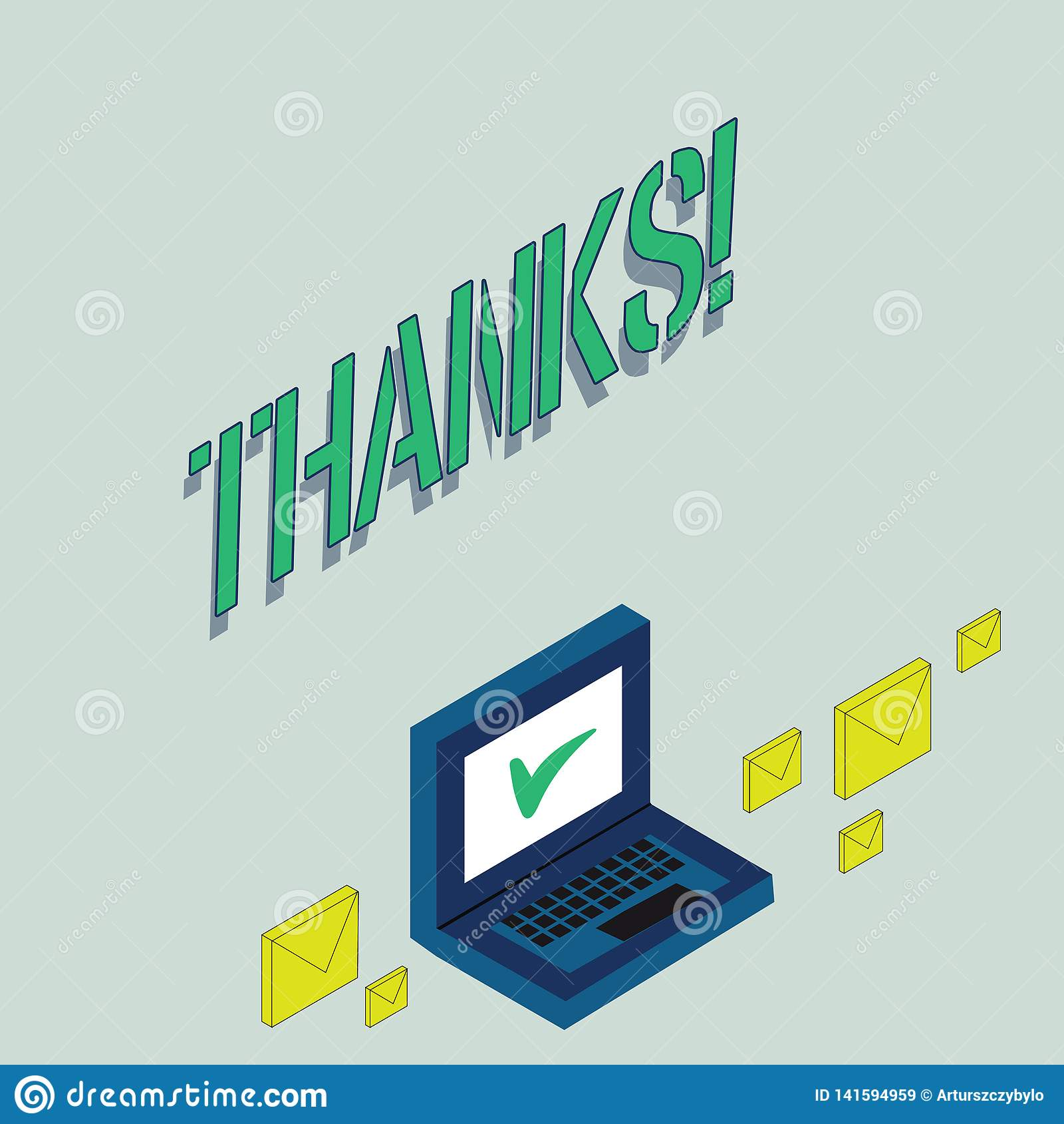 写显示感谢的笔记 企业照片陈列的欣赏问候承认谢意