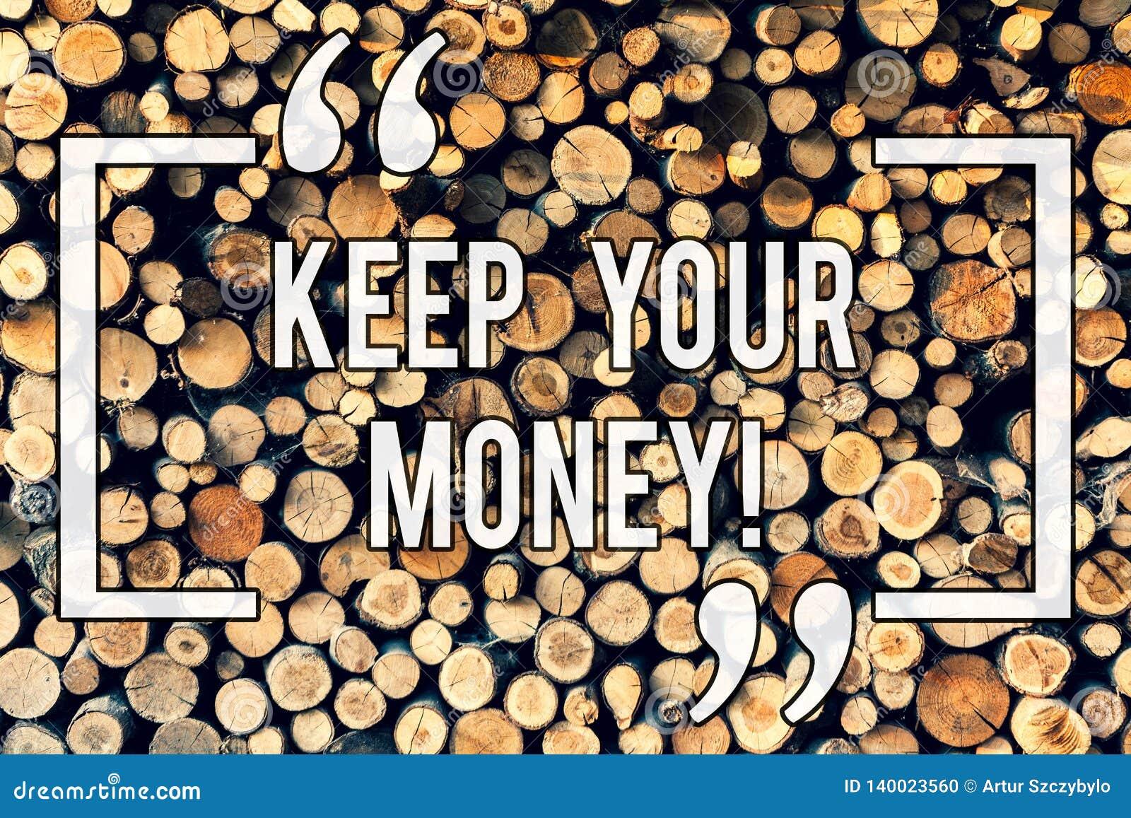 写笔记陈列保留您的金钱 陈列保存收入为将来的企业照片投资财政平衡表