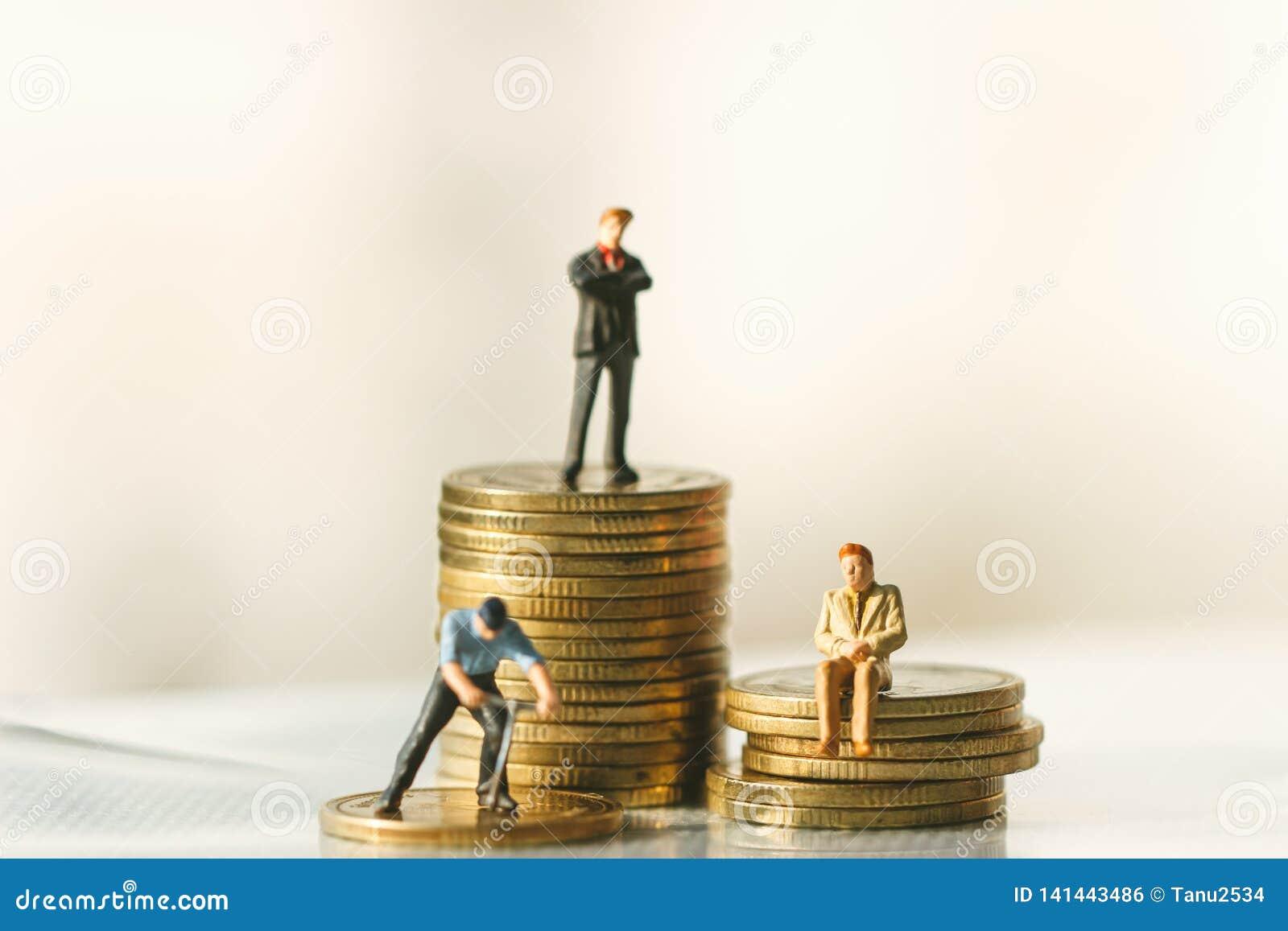 商人形象身分 节约金钱 投资