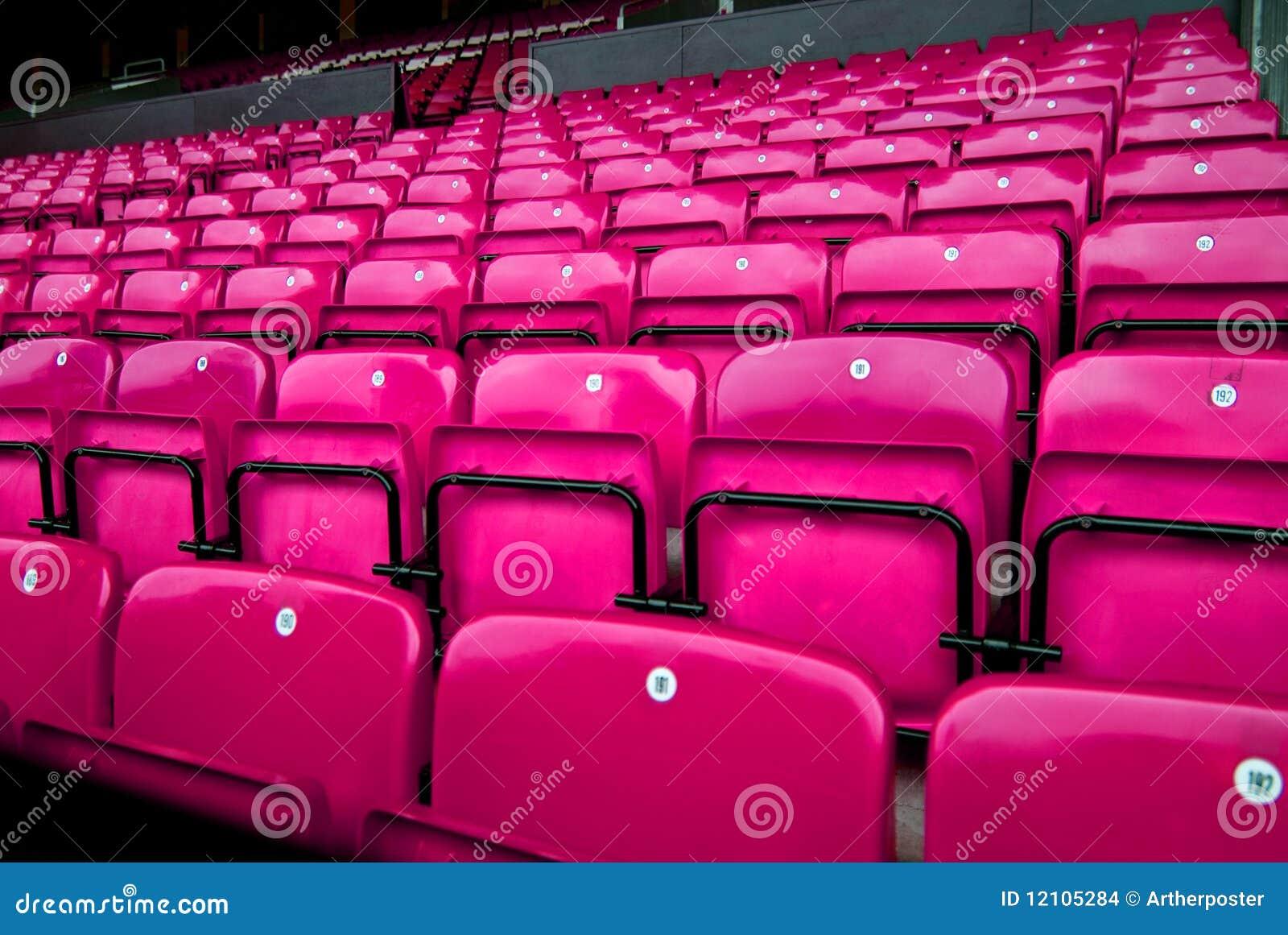 åhörare chairs pink