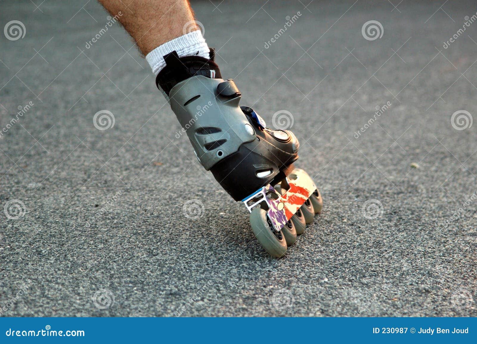 åka skridskor för rollerblade