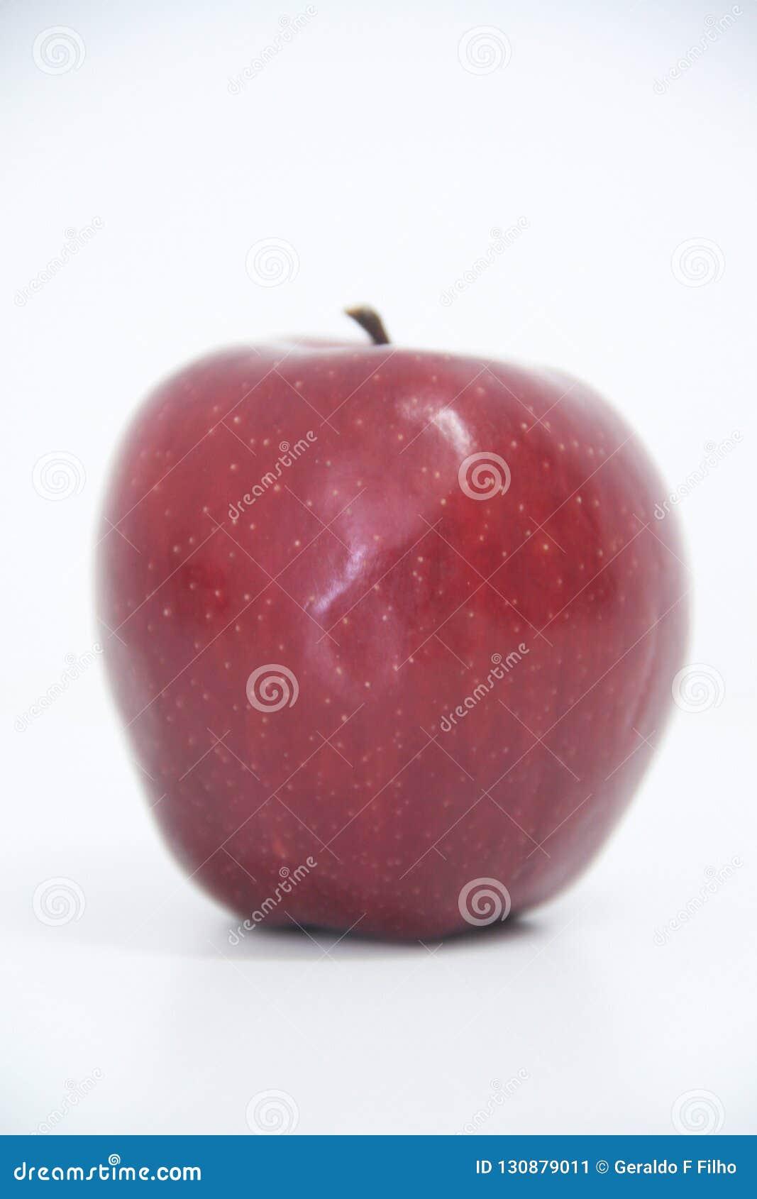 Åkerbruk matfrukt läckra healthful São Paulo Brazil för argentinskt äpple