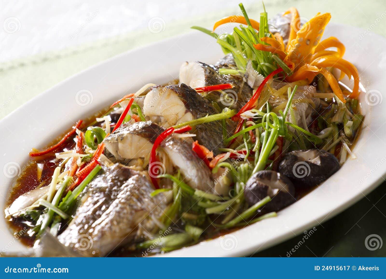 ångad fisk