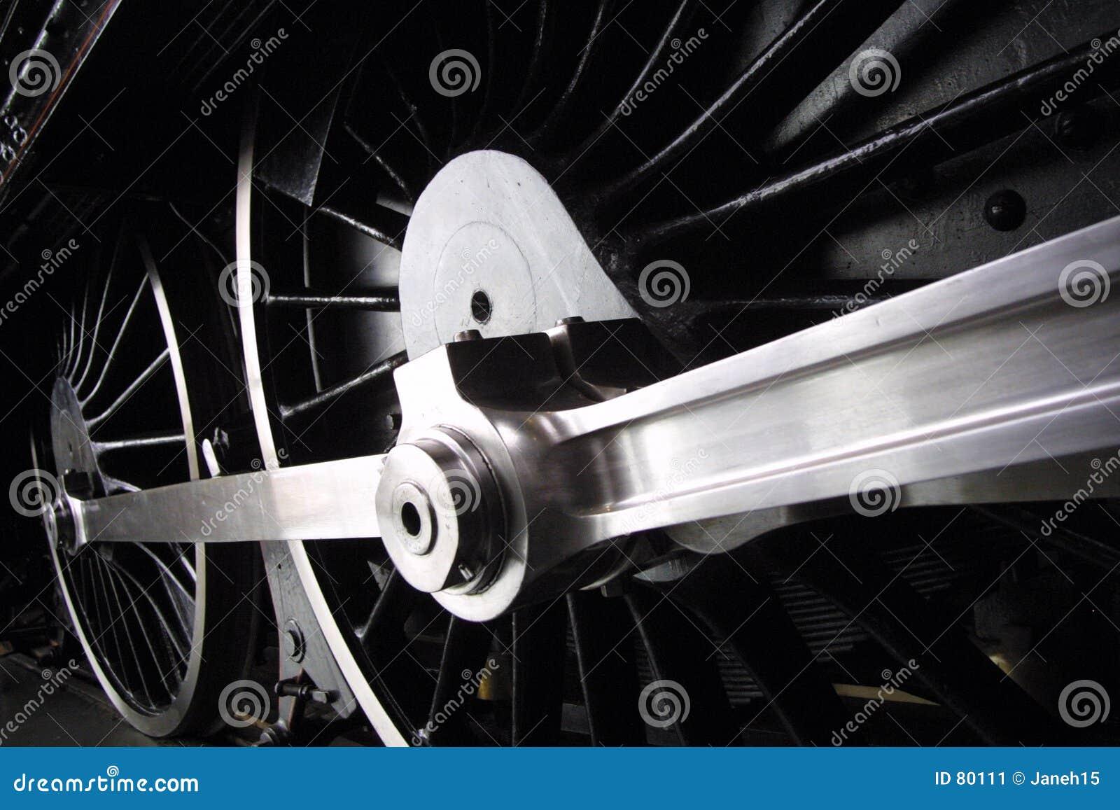 ångadrevhjul
