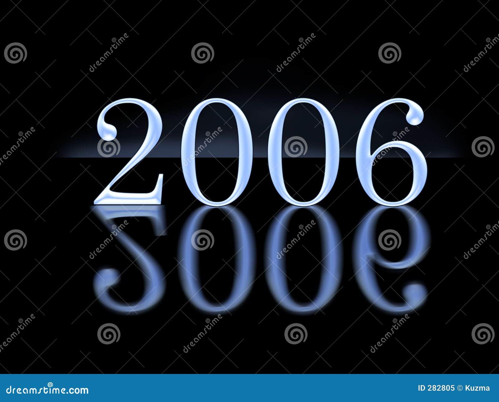 år 2006 3d