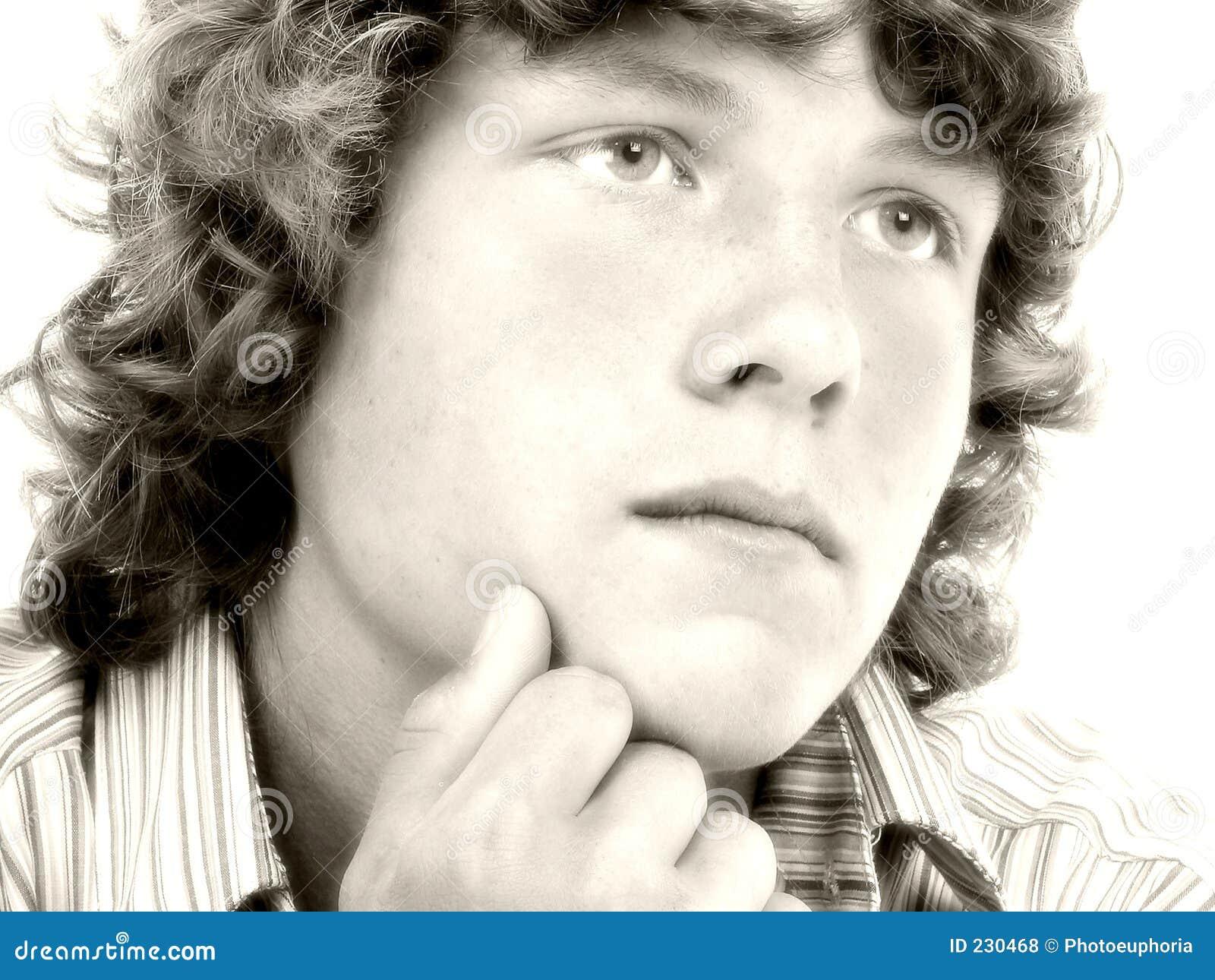 år för sepia sexton för pojke täta gammala teen övre