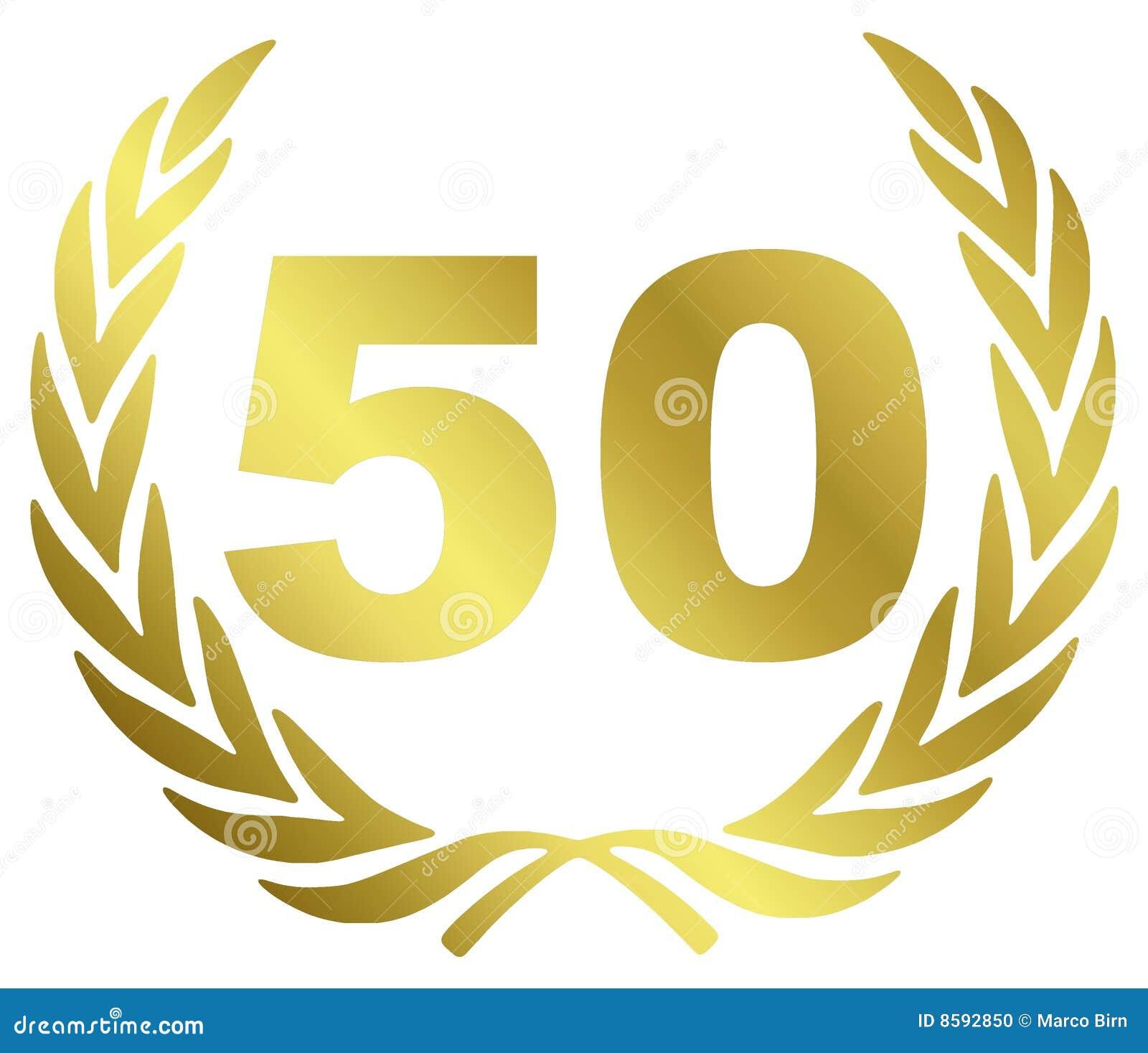 årsdag 50