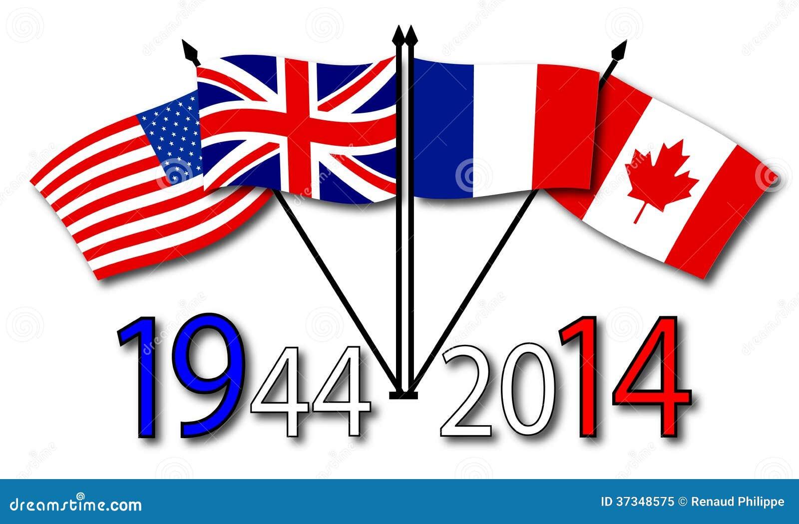 Årsdag av två världskrig