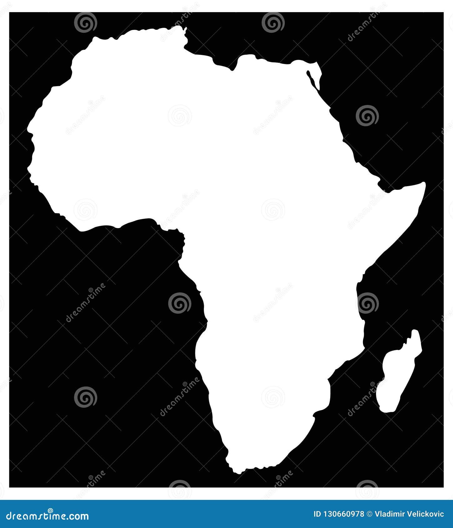 Återhållsamma Afrika översikt
