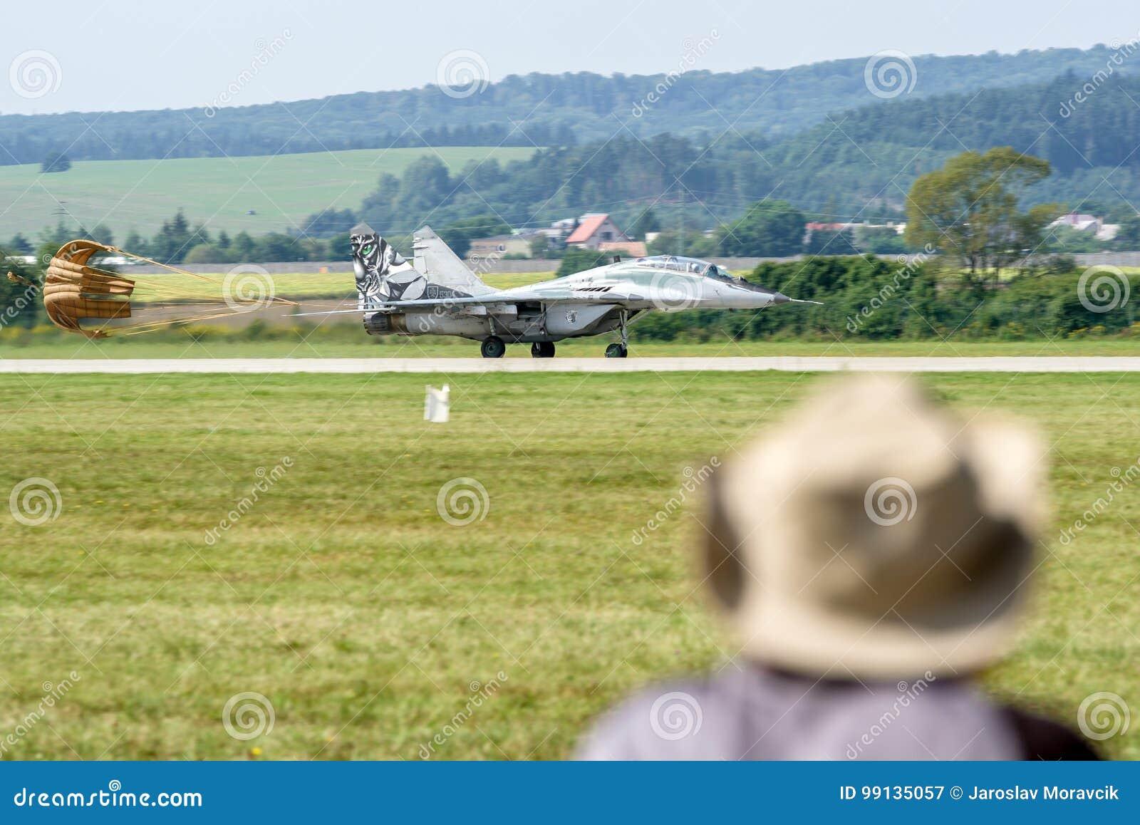 Æreo a reazione del fulcro Mig-29