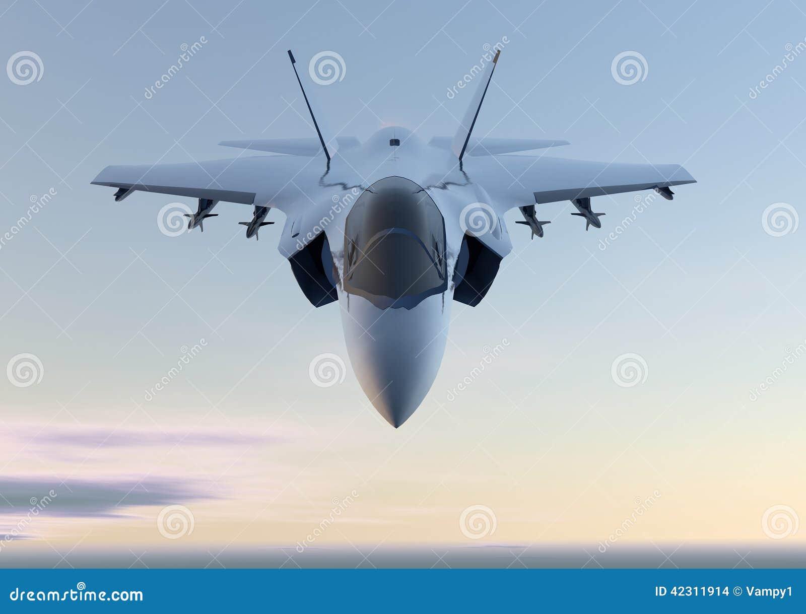 Aereo Da Caccia F35 : Æreo a reazione di aereo da caccia del jet f