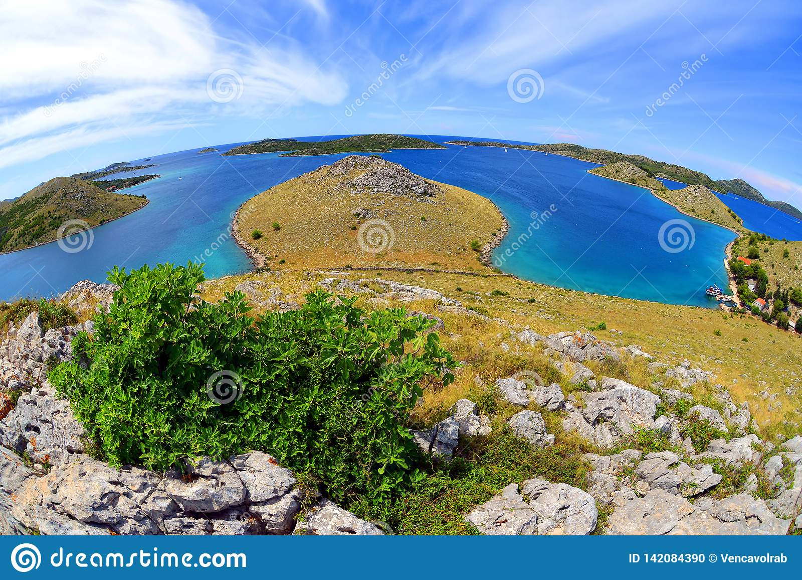 科纳提群岛海岛国立公园,克罗地亚