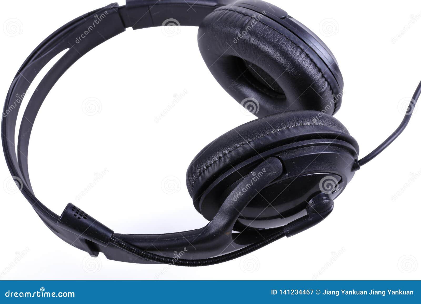 立体声音频耳机