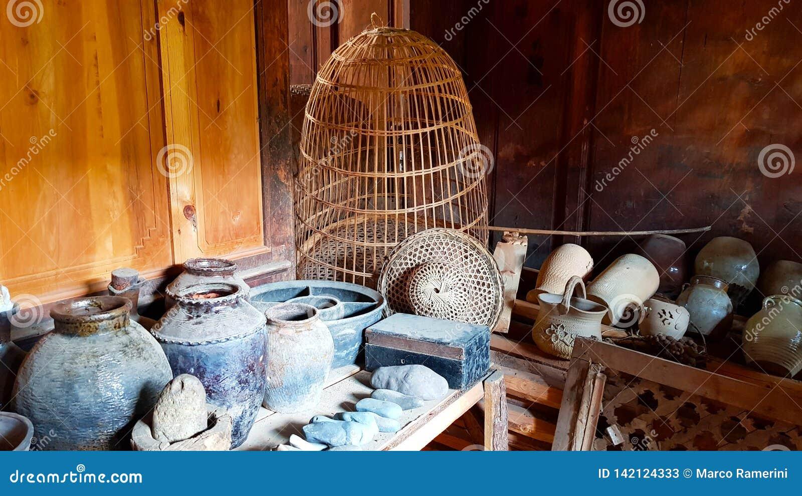 篮子,容器,水罐,花瓶