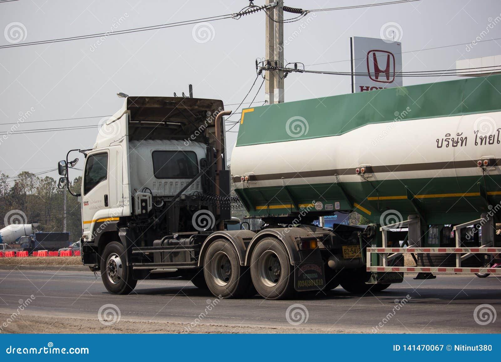 糖浆Thai Molaz Company槽车