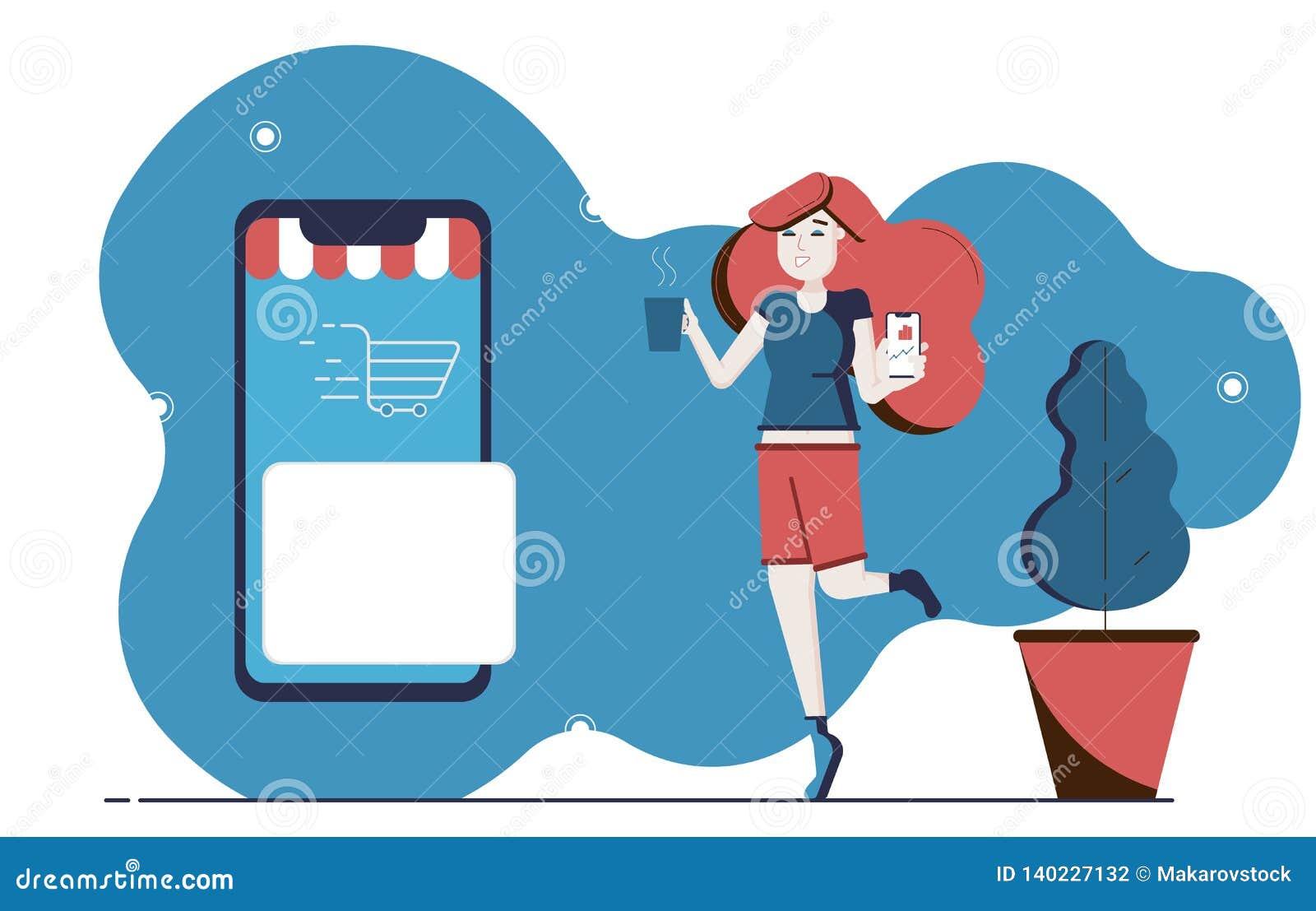 网上shoping和营销 网上交付