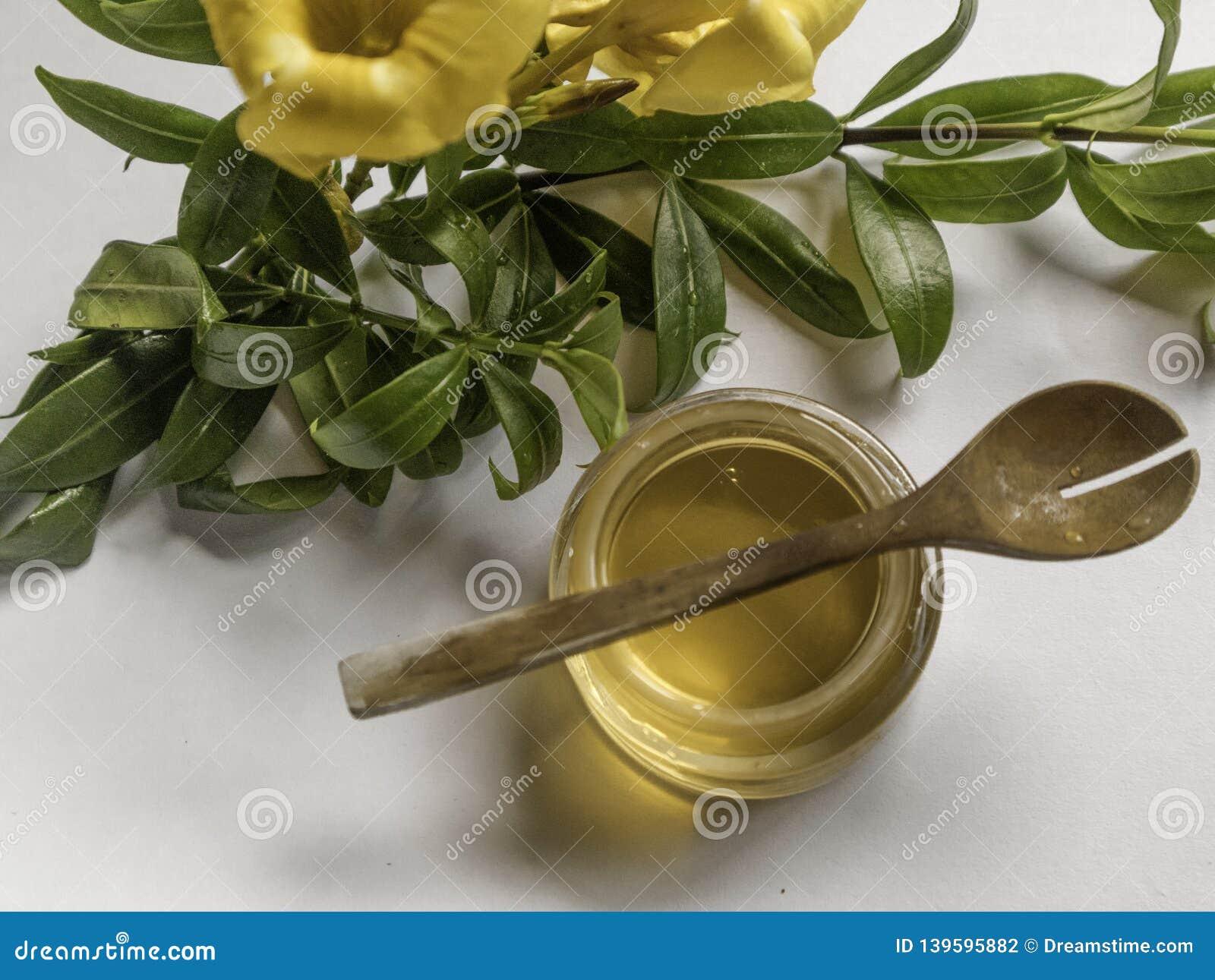 蜂蜜是skincare自然remedie