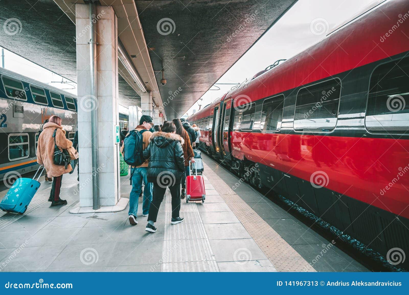 高速列车伊塔洛