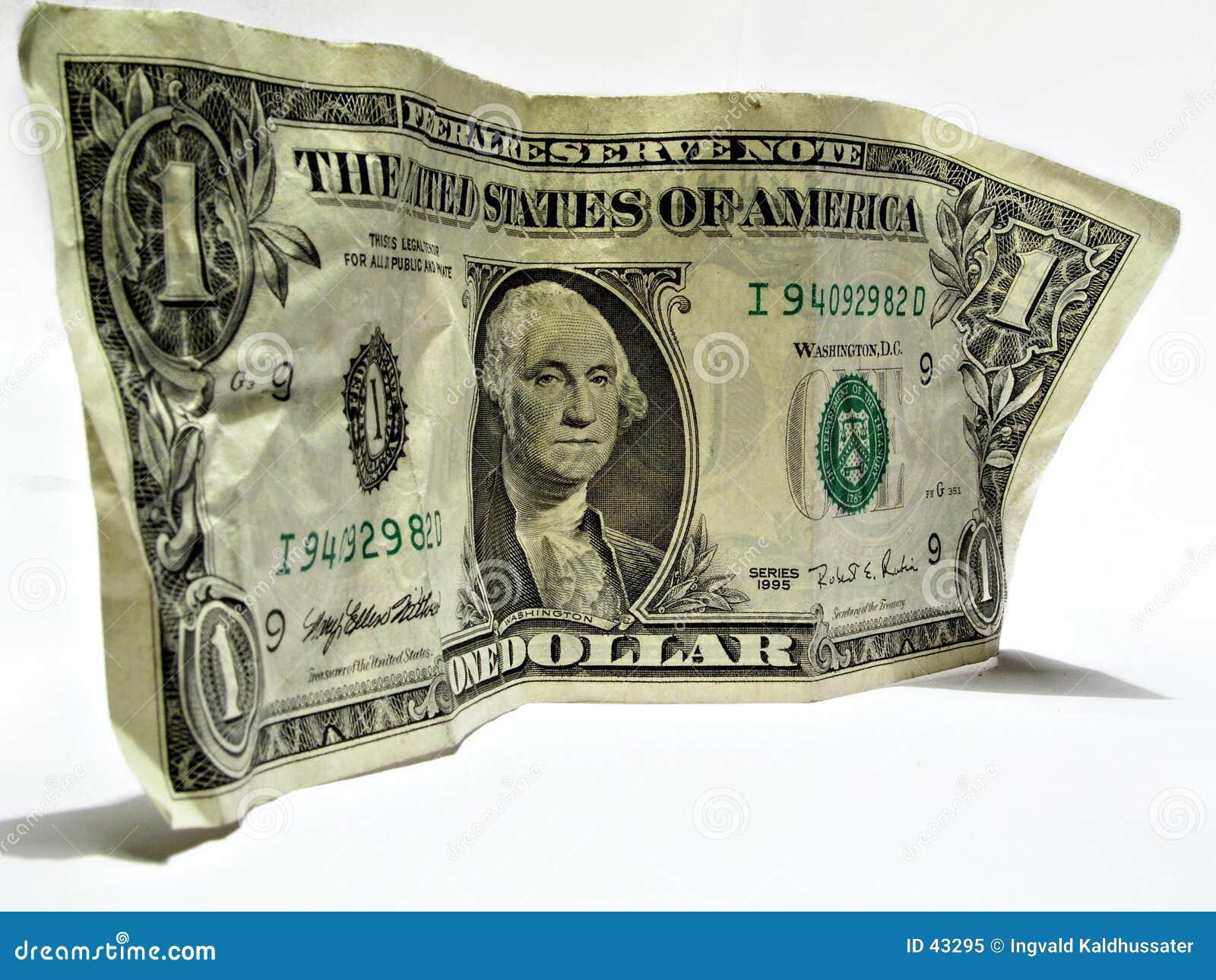 Één dollar van de V.S.