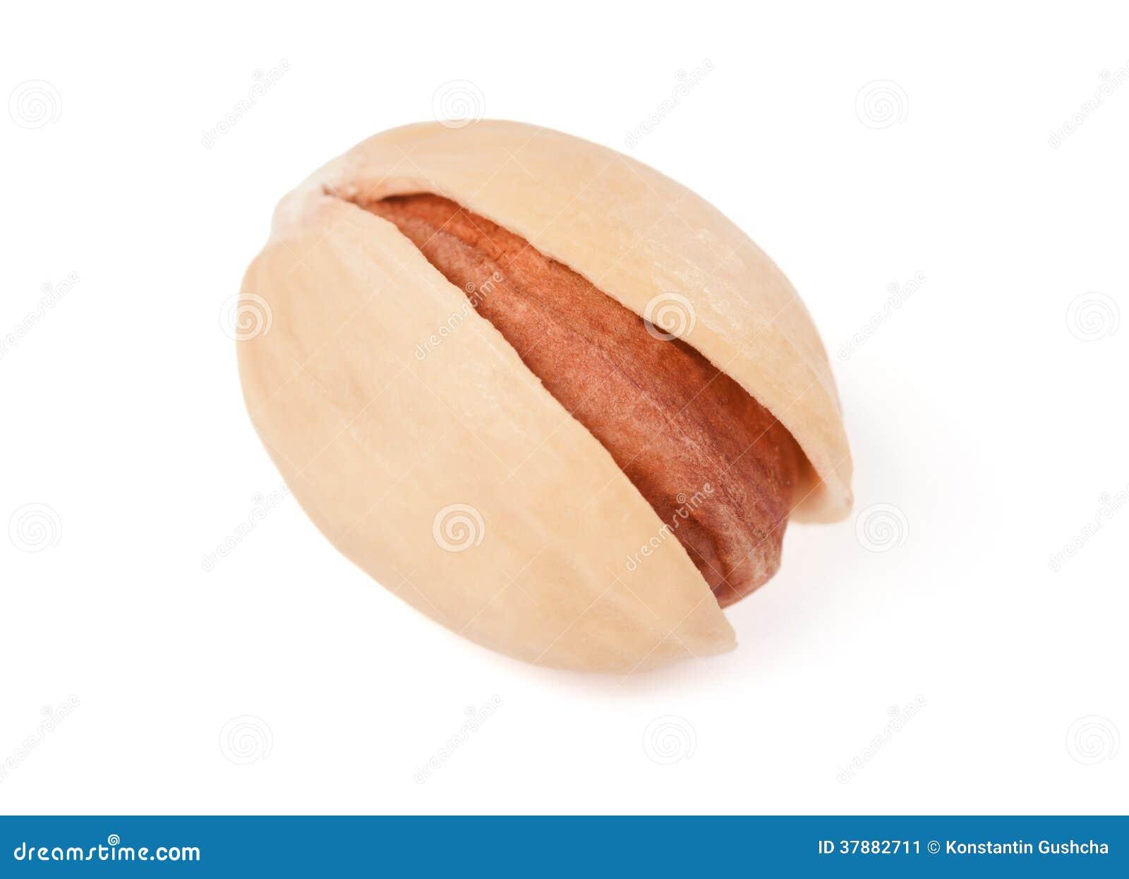 Één natuurlijke pistache